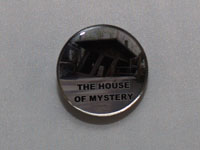 House of Mystery Hat Pin
