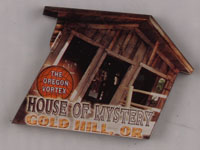 House of Mystery Magnet