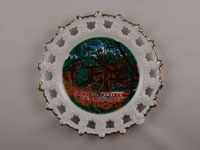 House of Mystery Collector's Plate